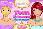 Księżniczka nastolatka
