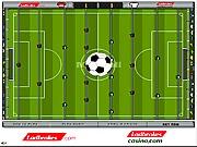 Gra piłkarzyki dla dwóch graczy