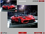 Puzzle Ferrari Berlinetta