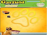 Złap posiłek dla Garfielda