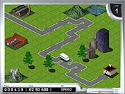 Gra roboty drogowe online