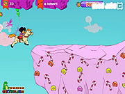 Dora jedzie konno
