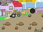 Gra z traktorem online