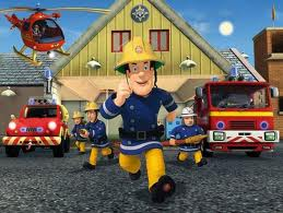 Gra Strażak Sam dla dzieci