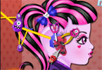 Monster High ma chore ucho