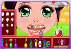 Mała księżniczkau dentysty