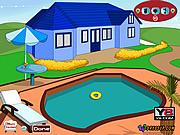 Dekorowanie basenu