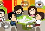 Impreza z kolacją