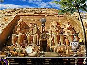 Zagadkowe widoki Egiptu