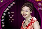Anna Popplewell makijaż