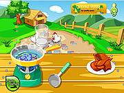 Gra z kucharką online