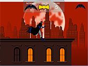 Batman ratuje miasto