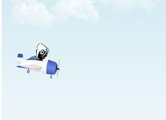 Lataj samolocikiem z Calimero