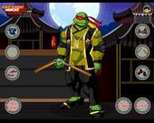 Ubieranka Żółwie Ninja