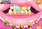 Barbie wybiela zęby