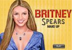 Britney makijaż