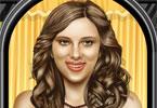 Scarlett Johanson makijaż