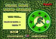 Gra z wojowniczymi żółwiami Ninja