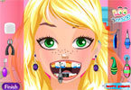 Sophia u dentysty