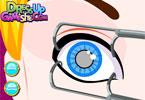 Kopciuszek operacja oka