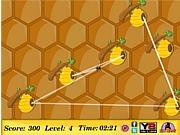 Logczna gra z pszczołami