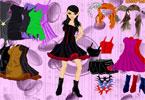 Gotycka ubieranka 6