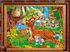 Puzzle z Jelonkiem Bambie