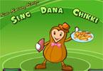 Śpiewająca Dana Chikki