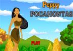 Pocahontas ubieranka