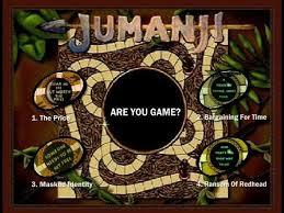 Gra Jumanji planszowa online