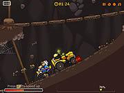 Krecik w kopalni