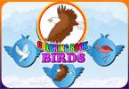 Pokoloruj ptaki