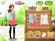 Wiosenna stylizacja