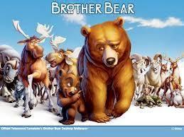 Mój brat niedźwiedz zuma