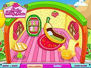 Słodki Owocowy domek
