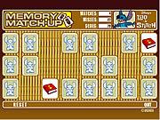 Gra pamięciowa z Lilo i Stich