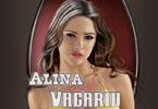 Alina Vacariu makijaż