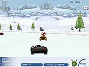Wyścigi na lodzie 3D