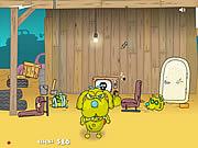 Gra Pojedynek z Kotem Zombie