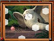 Puzzle ze słoniem