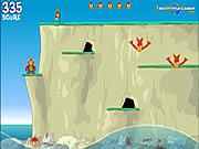 Gra Przygody małp na klifie