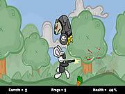 Gra Przygody James\'a Bunny