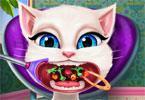 Angela i zepsute zęby