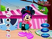 Ubieranie Mikiego