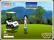 Pole golfowe gra online
