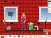 Murowanie i sprzątanie domu
