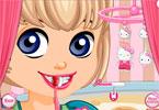 Zęby za Hello Kitty