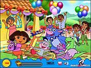 Gra Dora i Diego dla dzieci