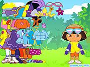 Dora ubieranka