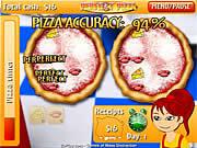 Gra Pieczenie perfekcyjnej pizzy